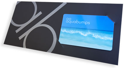 Aquabumps Gift Cards