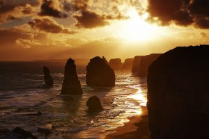 Apostles Sunset Aquabumps 5o0a7517
