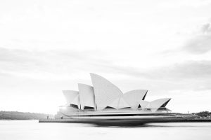 Opera House Sails Aquabumps cf007224