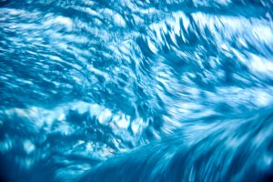 Blue Turmoil Aquabumps 01q2834