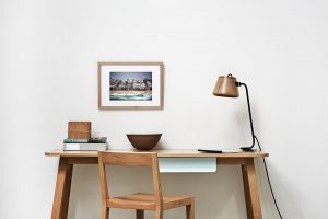 Frame Junior | Raw 47cm x 34cm | $150