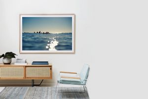 Frame Shadow Box | Raw 167cm x 118cm | $2,950