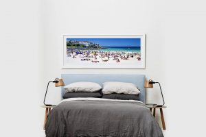 Frame Shadow Box | White 167cm x 68cm | $2,150