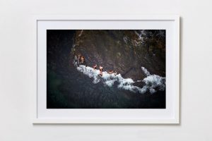 Shadow Box | White 125cm x 91cm | $1,250