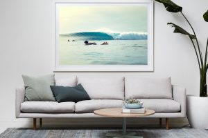 Frame Shadow Box | White 167cm x 118cm | $3,150