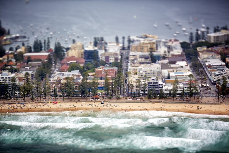 Manly Village Aquabumps o0a8972