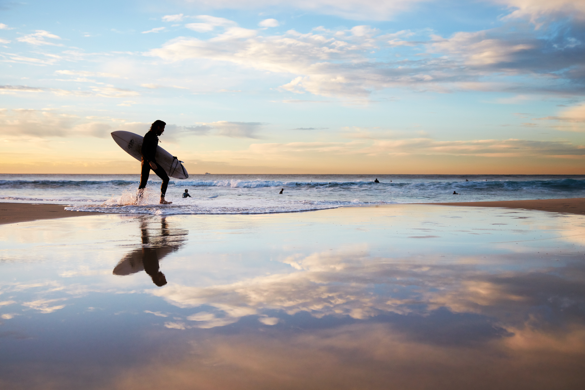 Morning Mirrors Aquabumps s1a7900