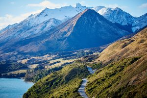 Road to Glenorchy Aquabumps zz81328