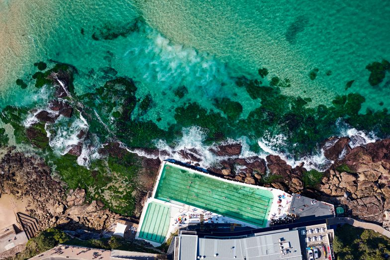 Low Tide Greens Icebergs Bondi 6th April 2016