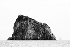 Panarea Rock, Aeolian Islands, Italy