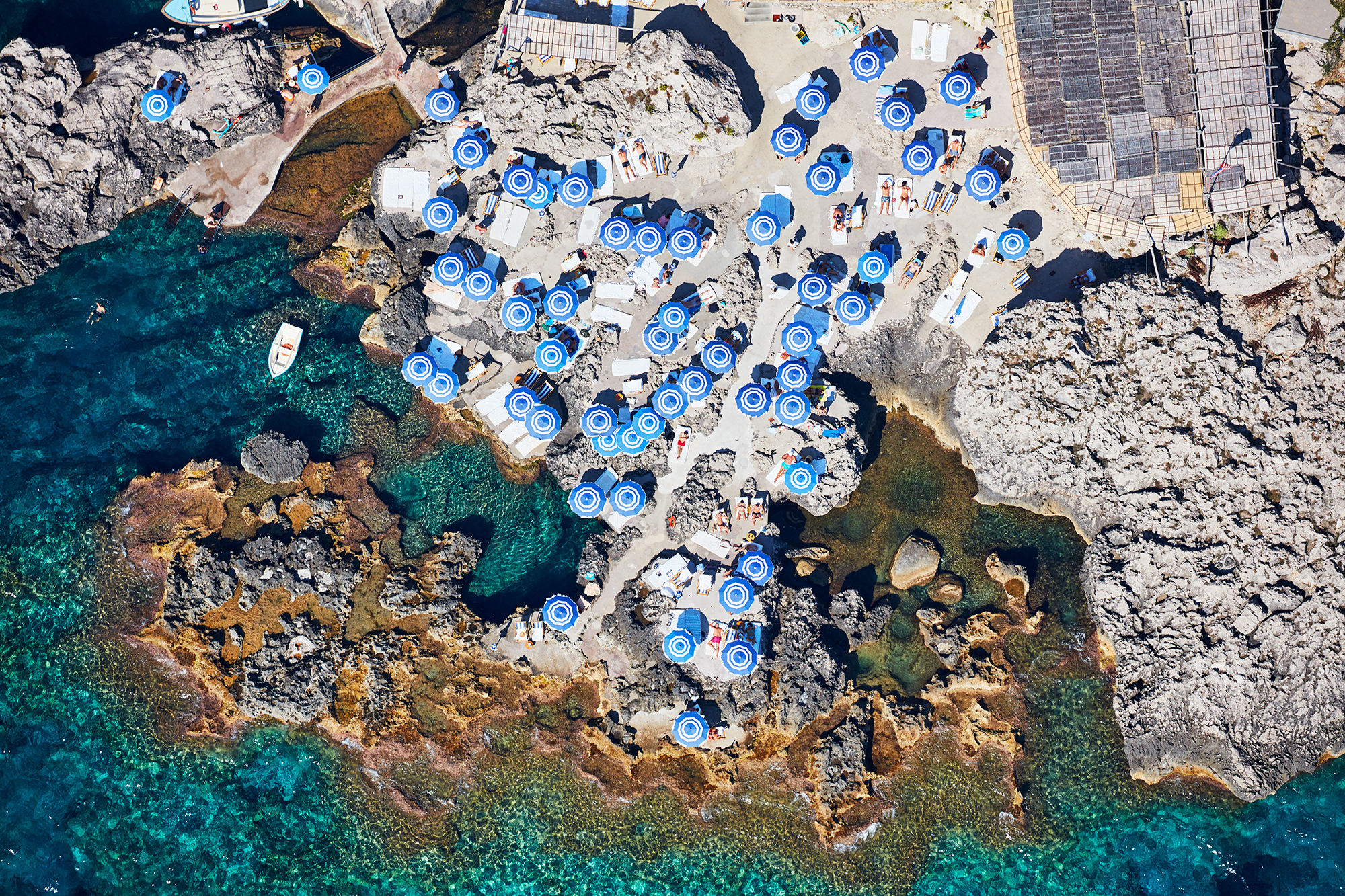 Many of you have been here, Capri's Fontelina
