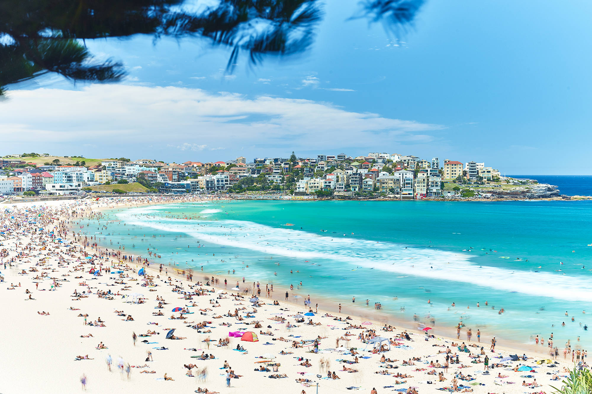 Just a reminded what Bondi looks like in good weather