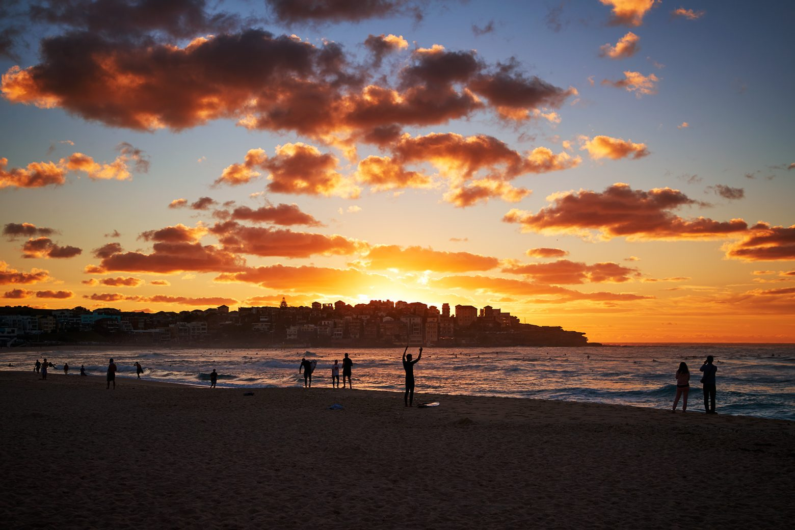 Good morning, Bondi