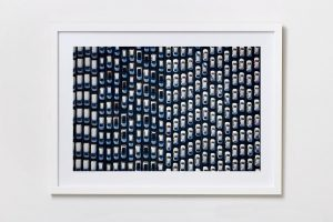 Shadow Box | White 125cm x 91cm | $1,300