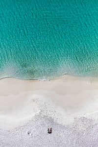 Guinness Book of Records reports Hyams Beach as having the whitest sand in the world.