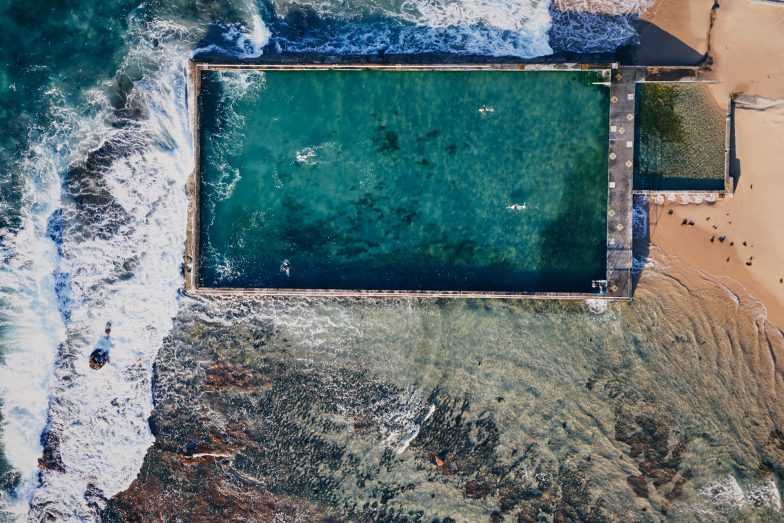 Bulli Rock Pool, so many ocean pools down there!