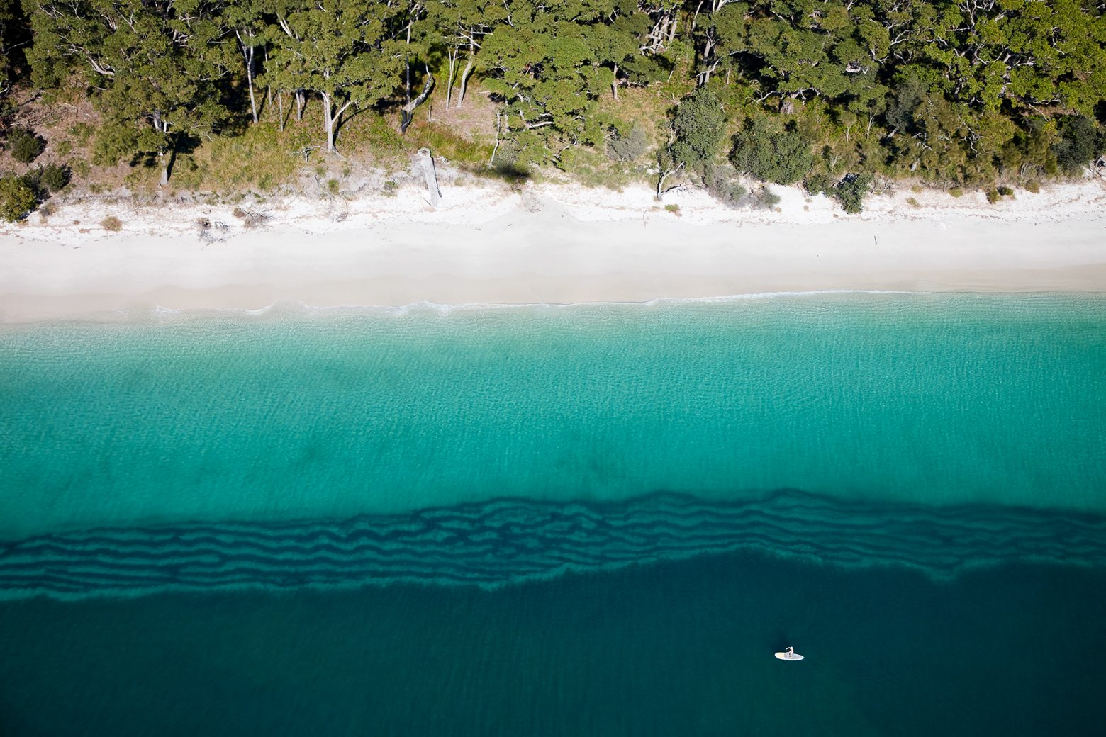 Where Jervis Bay National Park meets the ocean