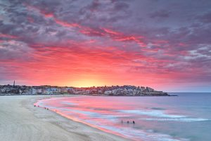 31st July 2017 'Lucent', my number 1 sunrise from Bondi this year
