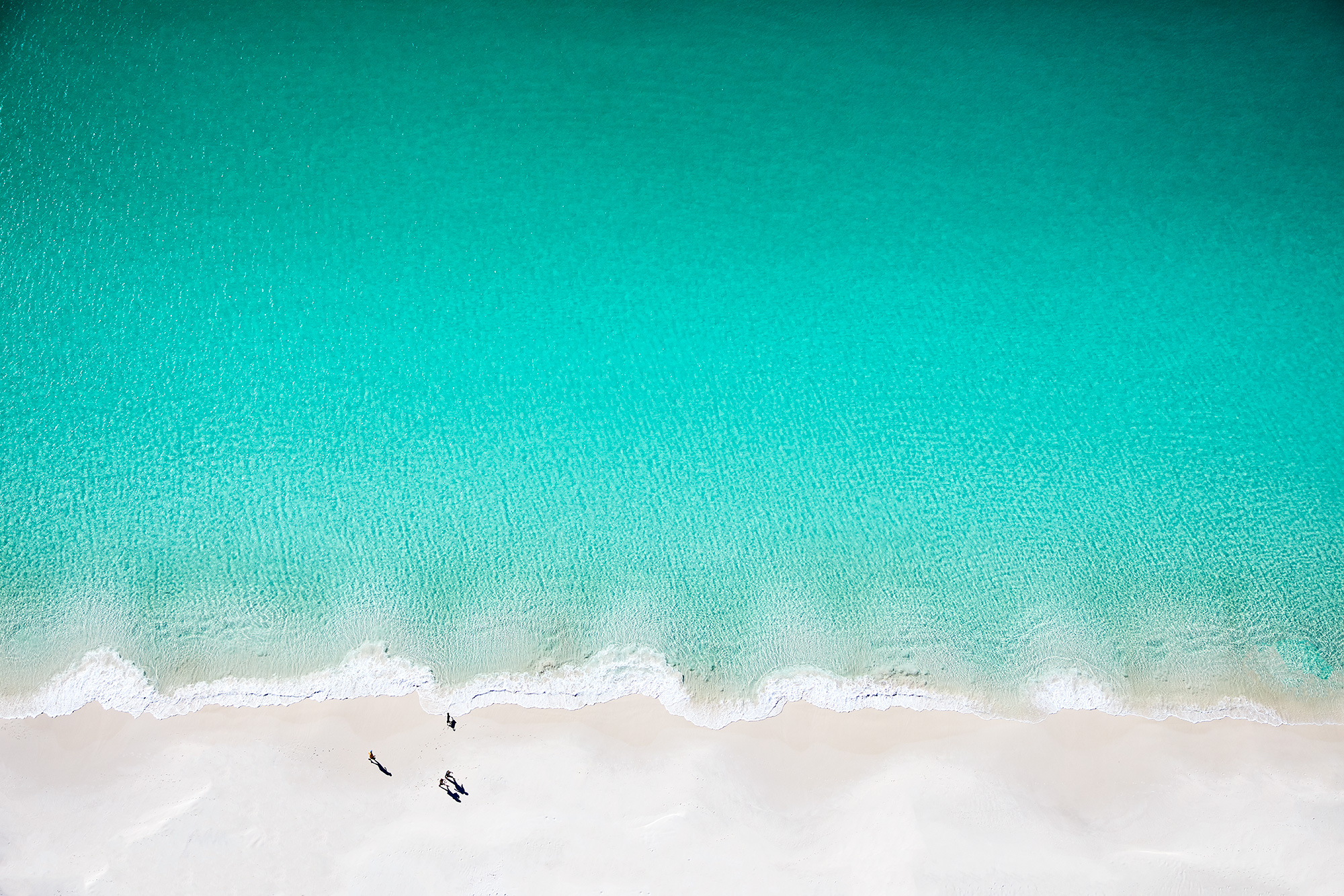 The whitest sand I saw all year! Hyams Beach, South Coast NSW May 10, 2017