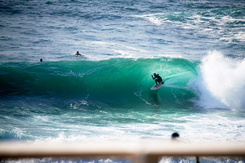 Bronte, a few indo style green runners