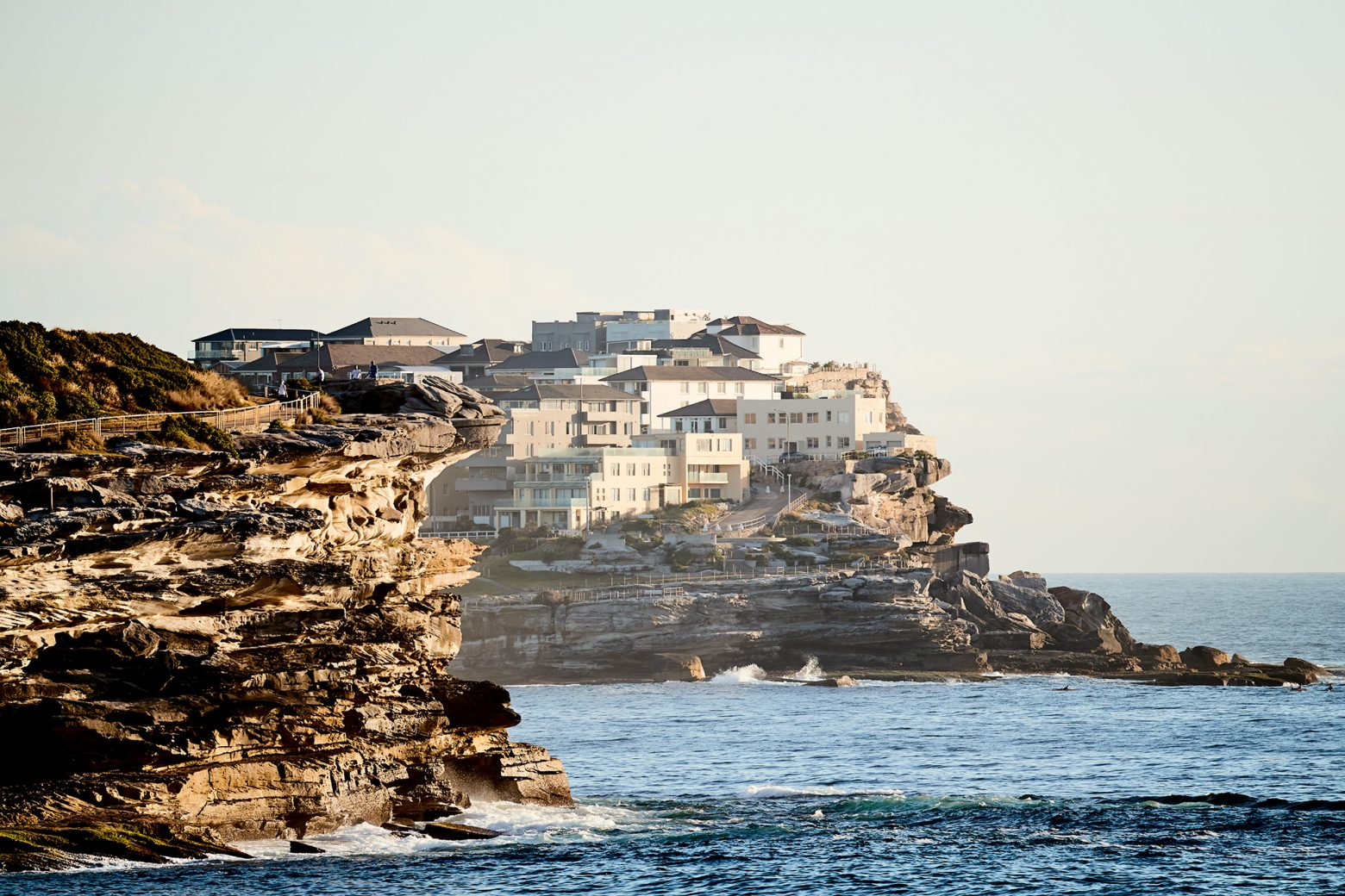 The famous walk from Bronte to Bondi