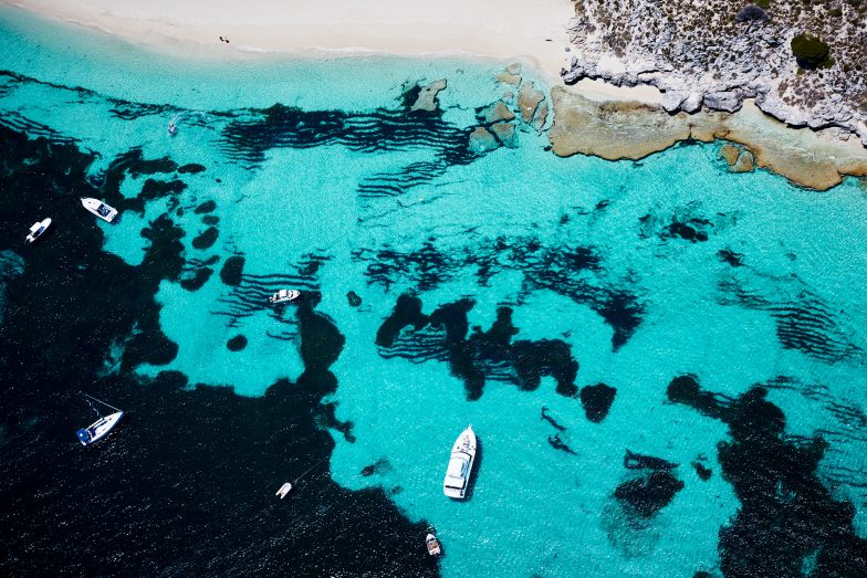Thomo bay hook ups, Rottnest island