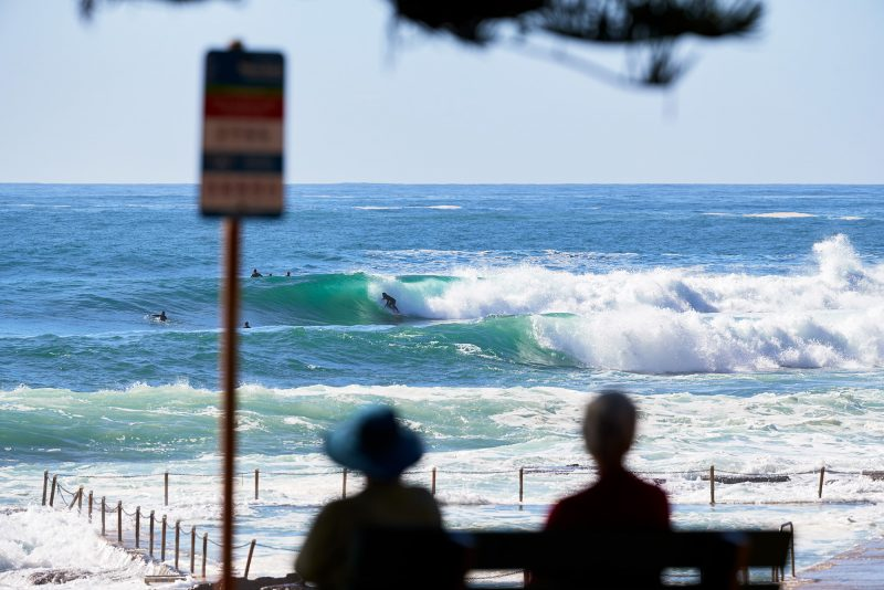 Crowd pleaser, Northern Beaches