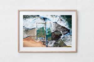 Shadow Box | Raw 125cm x 91cm | $1,300