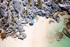 Rottnest Island isolation...even on the busy days