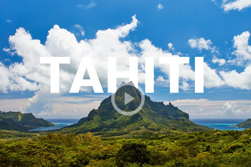 Watch a tight 1 min movie from my recent trip to Tahiti