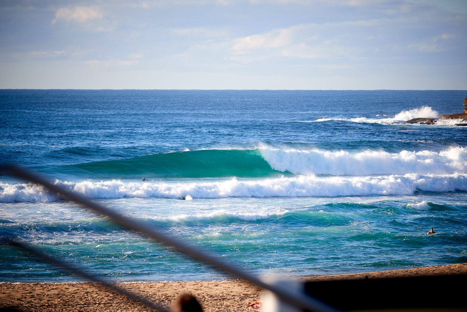 Some really quality waves on the weekend