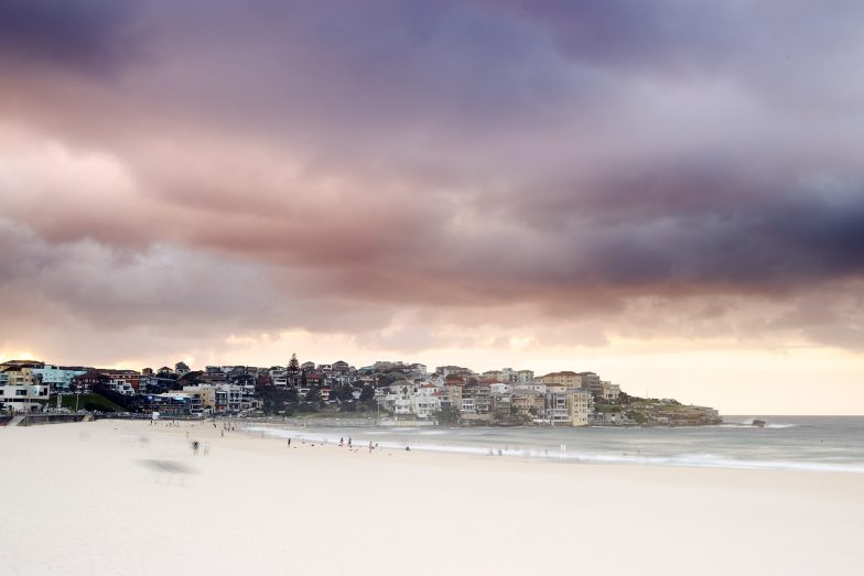 Moody Bondi this morning