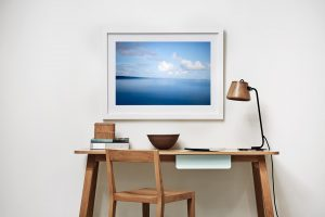 Frame Shadow Box | White 95cm x 70cm | $900