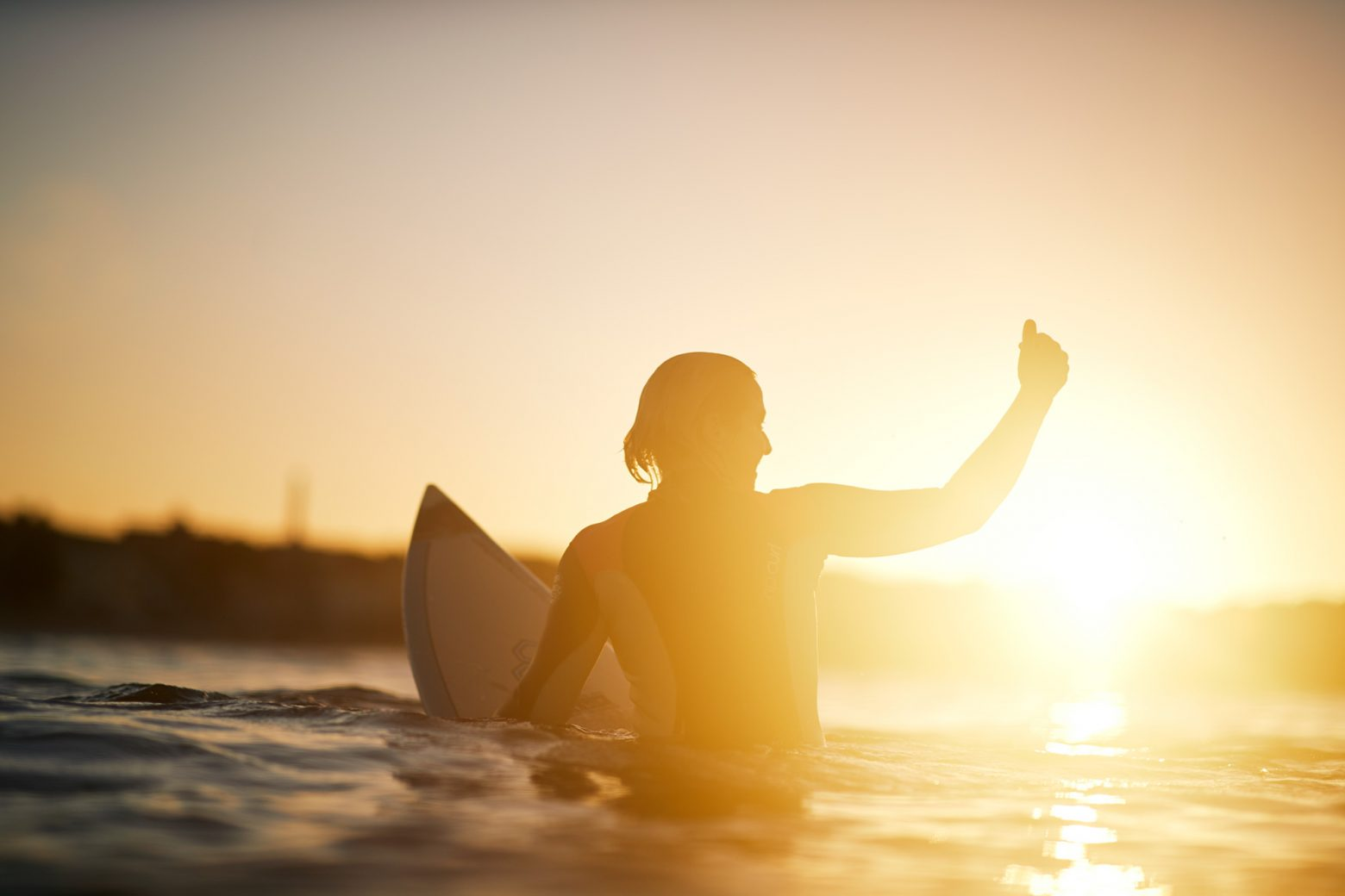 Everything is better when you surf!