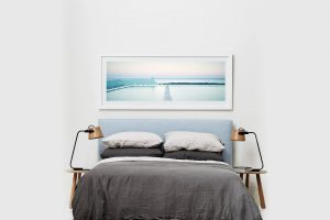 Frame Shadow Box | White 167cm x 68cm | $1,950