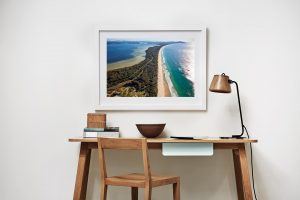 Frame Shadow Box | White 95cm x 70cm | $850