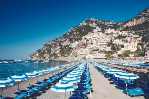Postcard Positano before the crowds