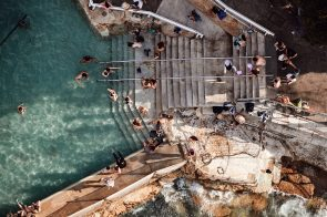 Bronte Pool staircase