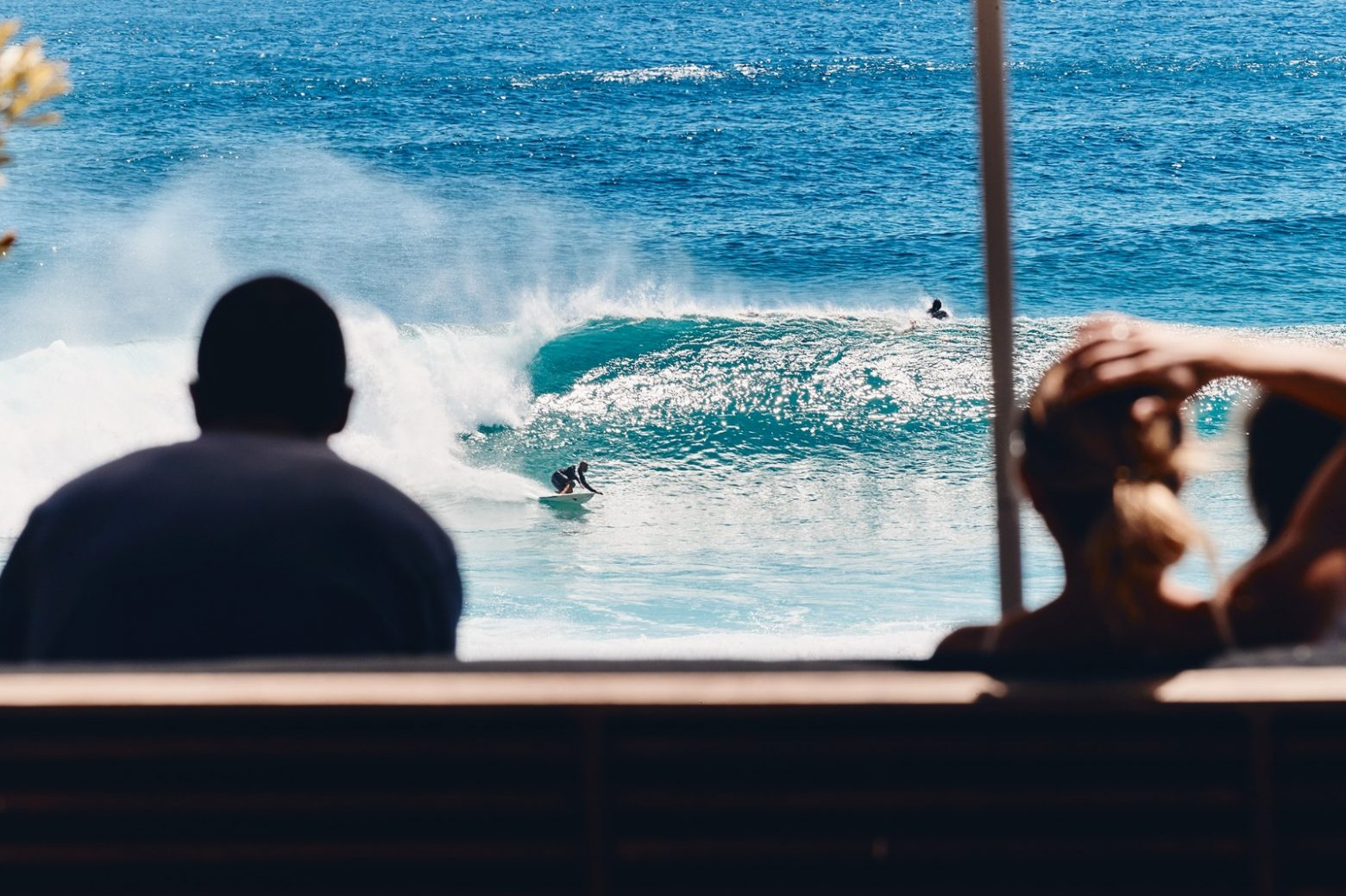 How good were the waves on the weekend? Pumping