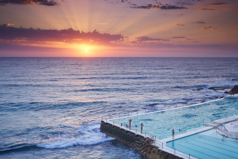 Morning Rays, Bondi