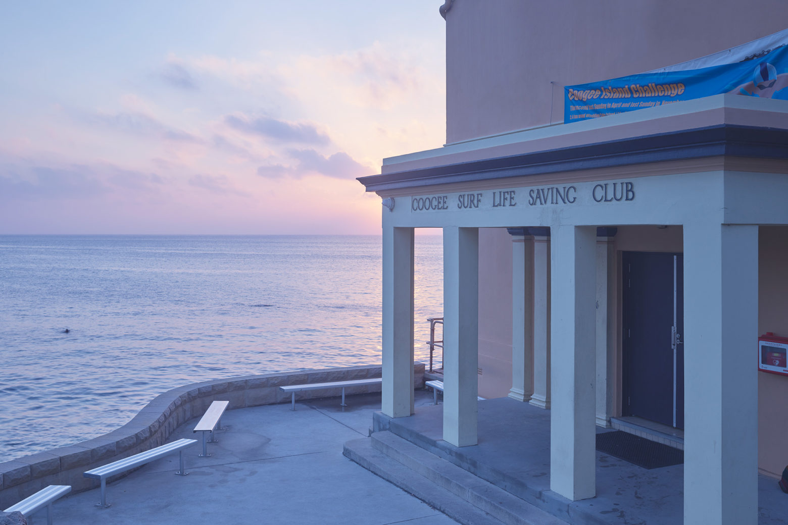 Coogee SLSC pastels