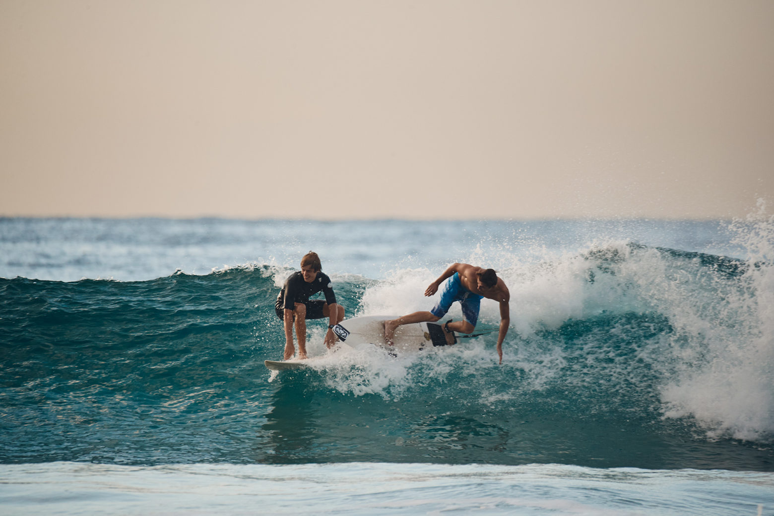 Surf etiquette at Bondi is atrocious. I am tired of fixing my boards!