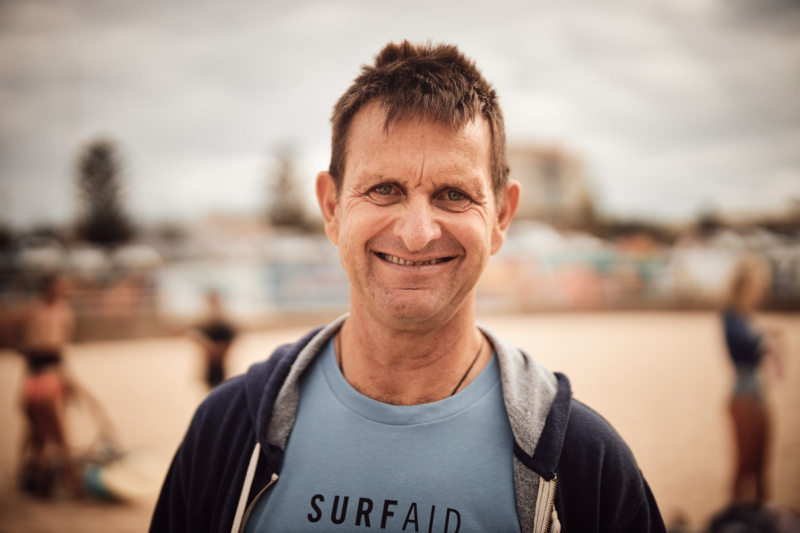 Doctor Dave - Founder of Surfaid.