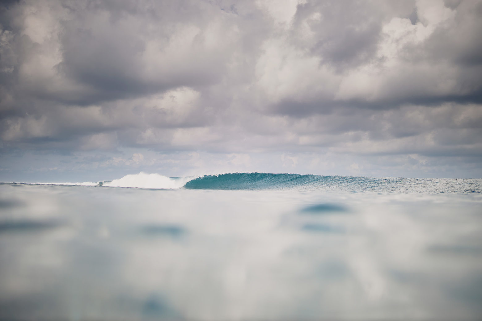 Uncrowded perfection, Mentawai