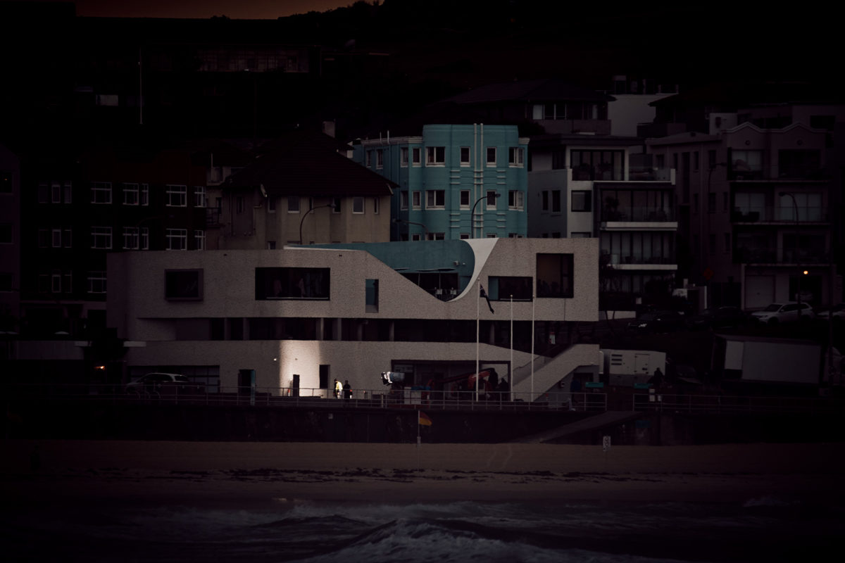 North Bondi SLSC, 1st light