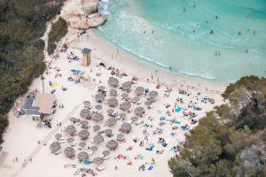 Mallorca beach club