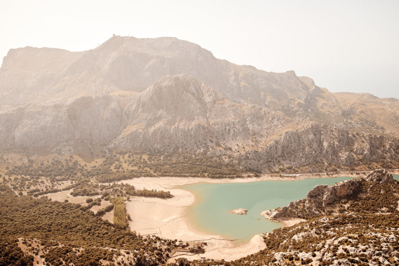 The mountains in Mallorca are spectacular, go see