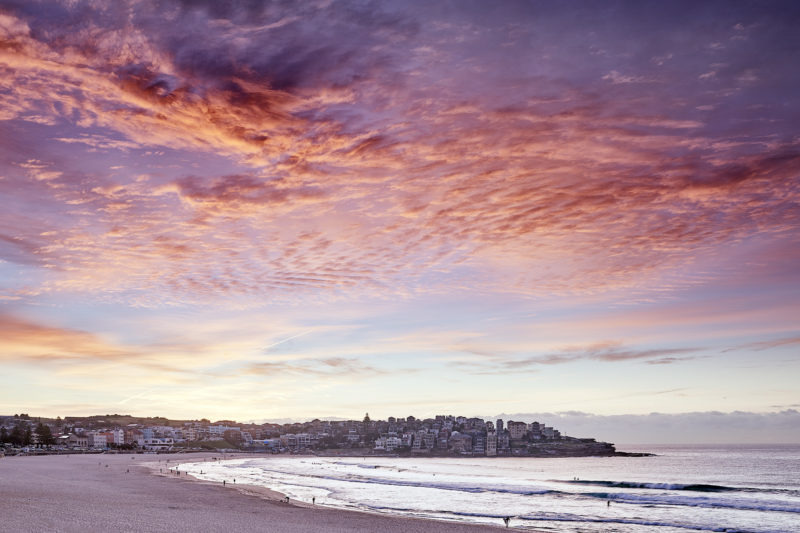 Sunrise, Ben Buckler, Bondi 7am