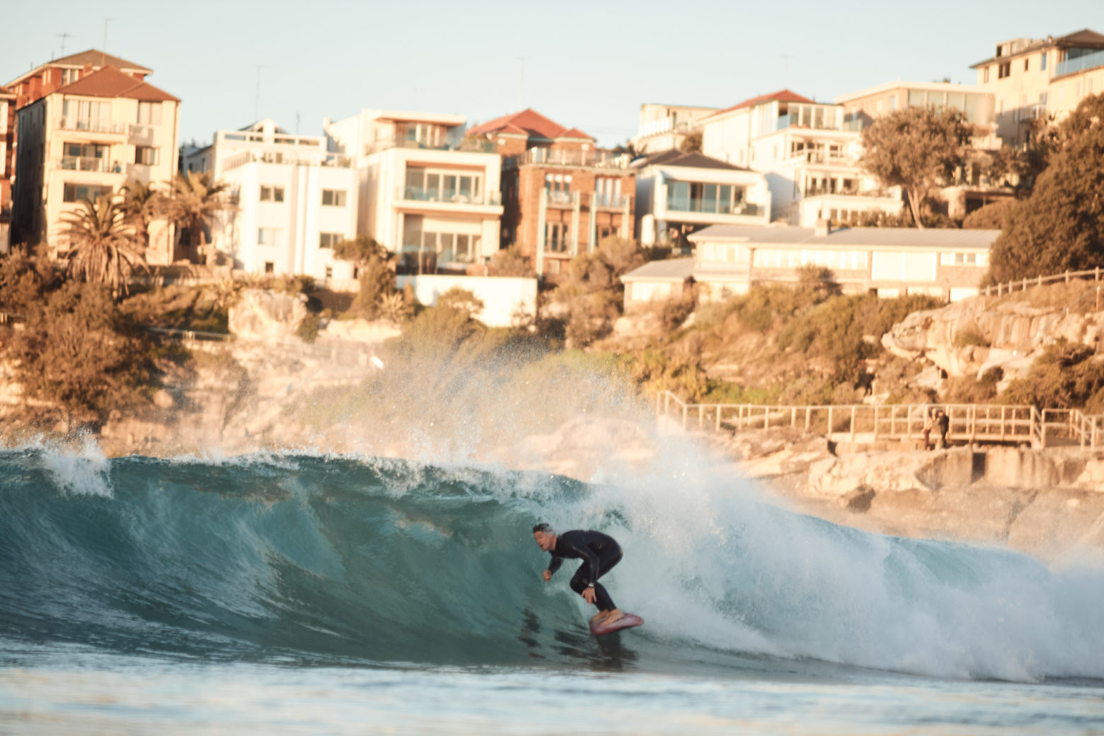 Tom Naylor nailing the rip bowl in the south