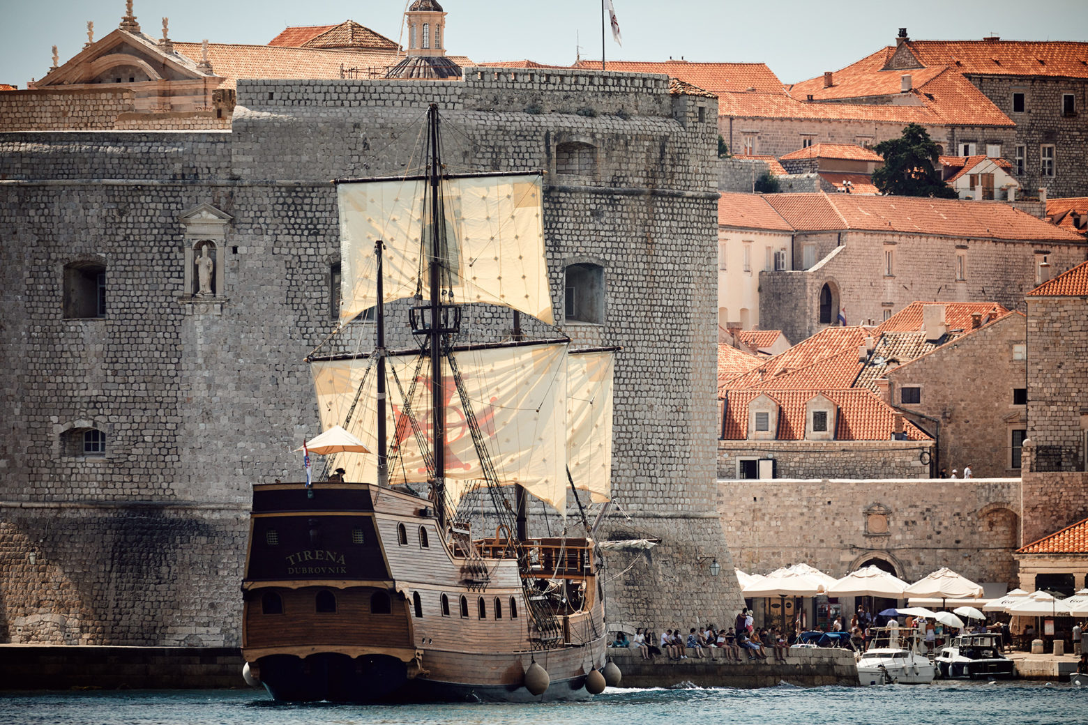 Going back in time...Dubrovnik